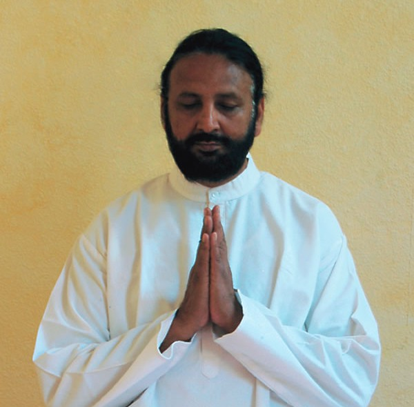 Porträt Satish Joshi Surya - Yoga-Fesival