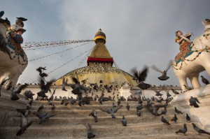 Photo Boudhanath Stupa